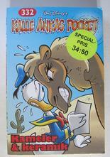 Kalle Ankas pocket 332 Kameler & keramik