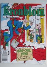 Kronblom Julalbum 1995