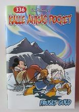 Kalle Ankas pocket 336 Fruset guld