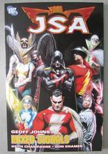 JSA Vol 11 - Mixed Signals