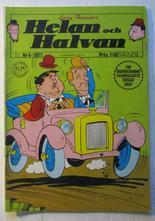Helan och Halvan 1971 04 Vg