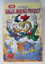Kalle Ankas pocket 345 Tur och otur