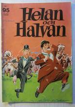 Helan och Halvan 1964 07 Vg