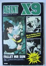 Agent X9 1977 01