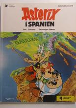 Asterix 14 Asterix i Spanien 1:a upplagan Fn
