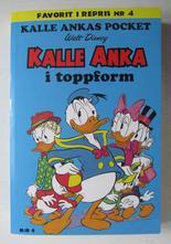 Kalle Ankas pocket 004 Kalle Anka i toppform