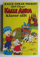 Kalle Ankas pocket 008 Kalle Anka klarar allt