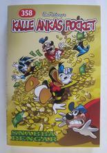 Kalle Ankas pocket 358 Snabba pengar