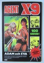Agent X9 1980 08