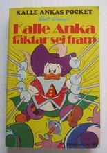 Kalle Ankas pocket 018 Kalle Anka fäktar sig fram