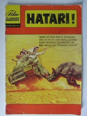 Filmklassiker 1963 11 Hatari Fair