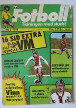 Fotboll 1974 05
