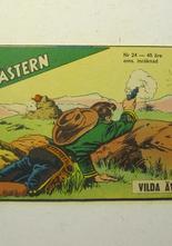Vilda Västern 1967 24 Vg+