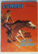 Cowboy 1966 07 Vg