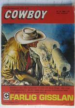 Cowboy 1968 10 Vg