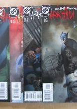 Batman Arkham Asylum Living Hell