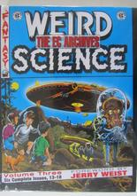 EC Archives Weird Science Vol 3