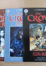 Crow Flesh & Blood 1-3