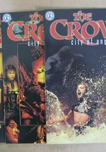 Crow City of Angels 1-3