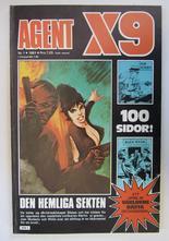 Agent X9 1981 01