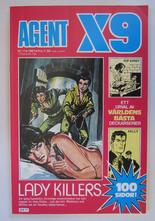Agent X9 1981 11