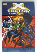 X-Factor Visionaries Vol 1