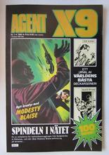 Agent X9 1984 07