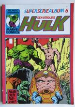 Hulk Superseriealbum 06 1982