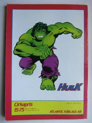 Hulk Superseriealbum 06 1982