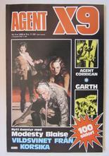 Agent X9 1986 09