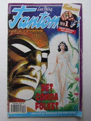 Fantomen 1993 12