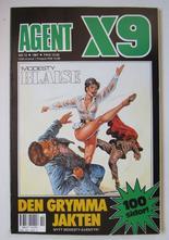 Agent X9 1987 12