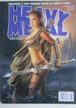 Heavy Metal Magazine 2006 11 November