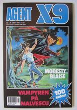 Agent X9 1988 04