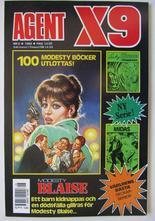 Agent X9 1989 06