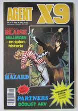Agent X9 1990 05
