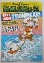 Kalle Anka & Co 1992 28 Don Rosa