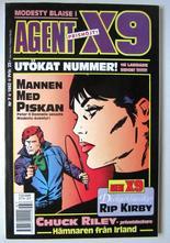 Agent X9 1992 07