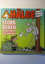 Hälge Stora boken om natur och naturbehov