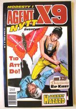 Agent X9 1995 03