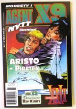 Agent X9 1995 07