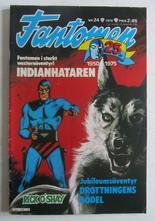 Fantomen 1975 24 Vg+