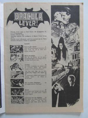 Dracula lever 1974 01 Vg(+)