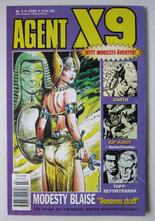 Agent X9 1999 03