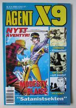 Agent X9 1999 08