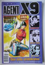 Agent X9 2000 10