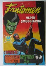Fantomen 1972 17 Vg-