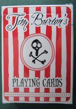 Tim Burton kortlek