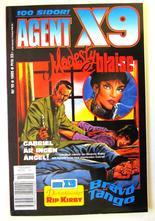 Agent X9 1995 10