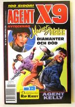 Agent X9 1995 11